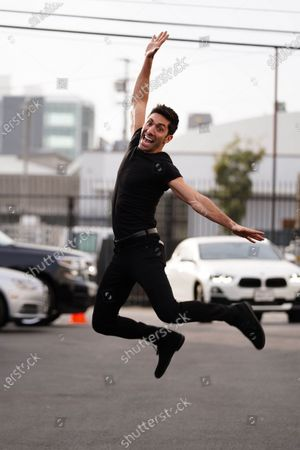 Editorial picture of 'Dancing with the Stars' TV show rehearsal, Los Angeles, USA - 20 Nov 2020