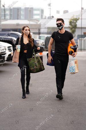Jenna Johnson and Nev Schulman