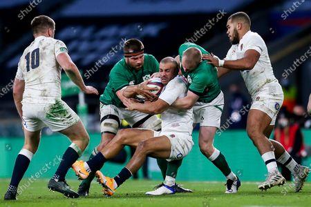 Editorial photo of England v Ireland, UK - 21 Nov 2020