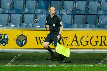 Editorial photo of Queens Park Rangers v Watford, EFL Sky Bet Championship - 21 Nov 2020