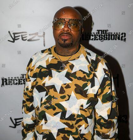 Editorial photo of Jeezy album release dinner, Atlanta, Georgia, USA - 20 Nov 2020