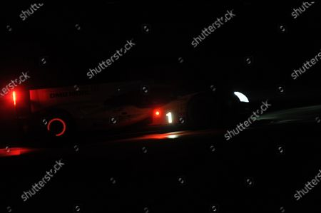 2017 FIA World Endurance Championship, 31st March - 2nd April, 2017, Monza Prologue, Neel Jani (CHE) \ Andr? Lotterer (DEU) \ NickTandy (GBR) - PORSCHE LMP TEAM - Porsche 919 Hybrid World Copyright: JEP/LAT Images.