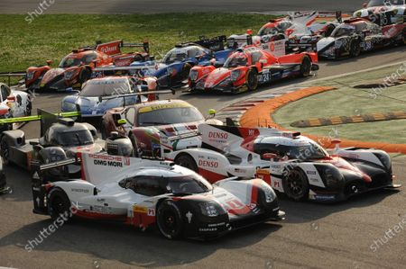 Editorial picture of WEC, 2017 World Endurance Championship Prologue, Autodromo Nazionale Monza, Italy - 31 Mar 2017