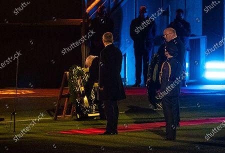 Editorial picture of Leinster GAA Senior Football Championship Final, Croke Park, Co. Dublin - 21 Nov 2020