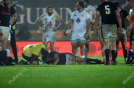 Editorial picture of Wales v Georgia - Autumn Nations Cup 2020 - 21 Nov 2020