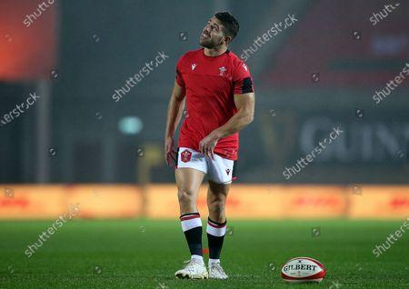 Rhys Webb of Wales.