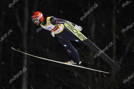 Editorial image of Ski Jumping World Cup, Wisla, Poland - 21 Nov 2020