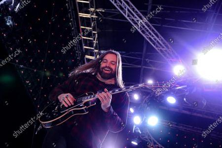 Editorial picture of Bush Live Drive-In Concert, Ventura, USA - 21 Nov 2020