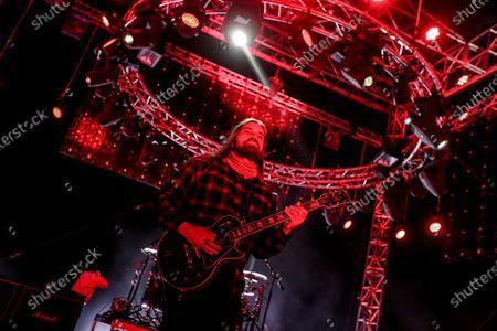 Editorial image of Bush Live Drive-In Concert, Ventura, USA - 21 Nov 2020