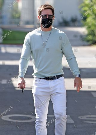 Mark Wahlberg in Beverly Hills