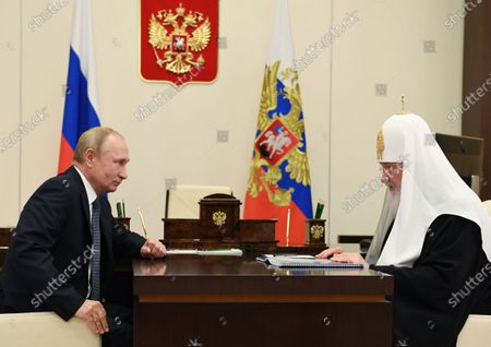 Editorial image of Russia Putin, Moscow, Russian Federation - 20 Nov 2020