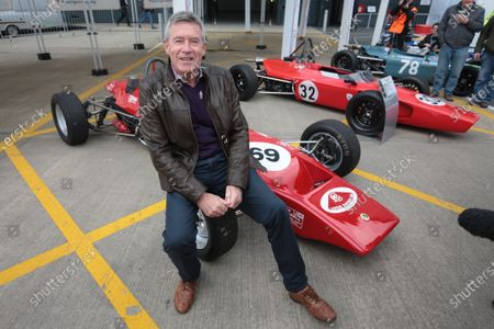 2017 Silverstone Classic Media Day. Silverstone, Northamptonshire. 23rd May 2017. Tiff Needell. World Copyright: JEP/LAT Images.
