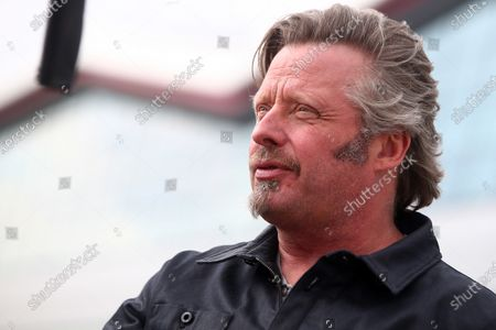 2017 Silverstone Classic Media Day. Silverstone, Northamptonshire. 23rd May 2017. Charley Boorman. World Copyright: JEP/LAT Images.