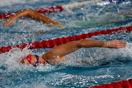 Editorial photo of Swimming - LXIV Spanish Winter Championship, Valencia, Spain - 29 Nov 2019