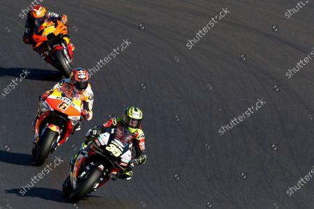 Editorial picture of Motorcycle Grand Prix, Portimao, Portugal - 22 Nov 2020