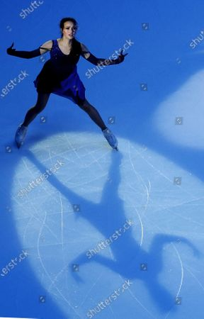 Editorial image of Russia ISU Figure Skating Grand Prix Rostelecom Cup, Moscow, Russian Federation - 22 Nov 2020
