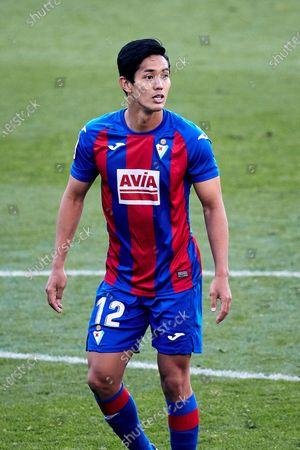 Editorial image of Soccer: La Liga - Eibar v Getafe, Guipuzcoa, Spain - 22 Nov 2020