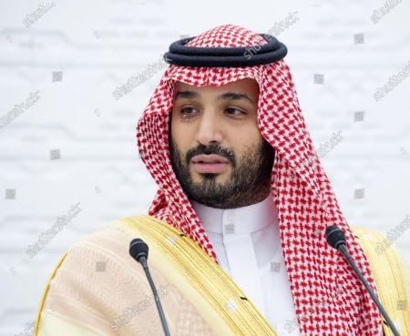 Editorial photo of G20 Riyadh Summit, Saudi Arabia - 22 Nov 2020