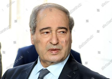 Stock Picture of Syrian Deputy-Foreign Minister Faisal Mekdad attends the funeral of late Foreign Minister Walid al-Moallem in Damascus, Syria, 16 November 2020 (issued 22 November 2020). Syrian President Bashar Al-Assad issued on 22 November 2020 three decrees appointing Mekdad as new Foreign Minister replacing Walid al-Moallem who died last week, and appointing Bashar Al-Jaafari as Deputy Foreign and Expatriates Minister and transferring Ambassador Bassam Al-Sabbagh to the permanent delegation in New York and accrediting him as Syria's Permanent Representative at the UN.