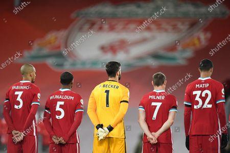 Editorial picture of Soccer Premier League, Liverpool, United Kingdom - 22 Nov 2020