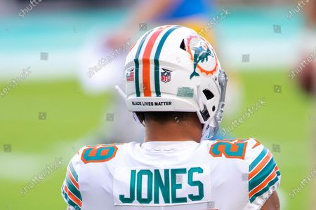 Editorial image of Chargers Dolphins Football, Miami Gardens, United States - 15 Nov 2020