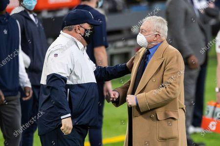 Editorial picture of Cowboys Vikings Football, Minneapolis, United States - 22 Nov 2020