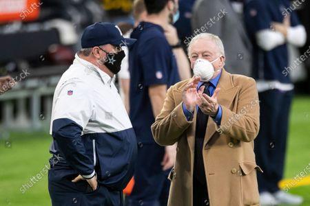 Editorial image of Cowboys Vikings Football, Minneapolis, United States - 22 Nov 2020