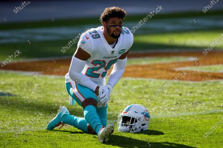 Editorial picture of Dolphins Broncos Football, Denver, United States - 22 Nov 2020