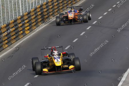 Editorial photo of F3, 2016 Macau Grand Prix - 20 Nov 2016