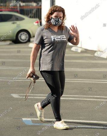 Editorial picture of 'Dancing with the Stars' TV show reharsal, Los Angeles, California, USA - 22 Nov 2020