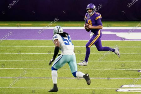 Editorial photo of Cowboys Vikings Football, Minneapolis, United States - 22 Nov 2020