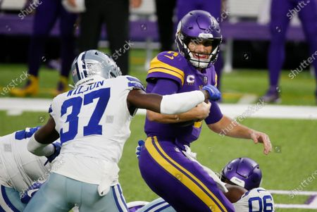 Editorial picture of Cowboys Vikings Football, Minneapolis, United States - 22 Nov 2020