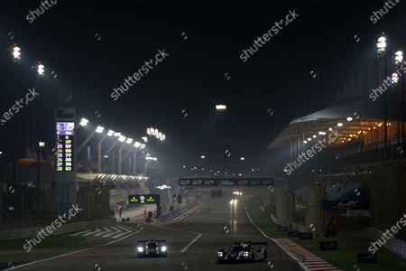 2016 FIA World Endurance Championship, Bahrain International Circuit, 17th-19th November 2016, Romain Dumas / Neel Jani / Marc Lieb - Porsche Team Porsche 919 Hybrid World Copyright. Jakob Ebrey/LAT Photographic