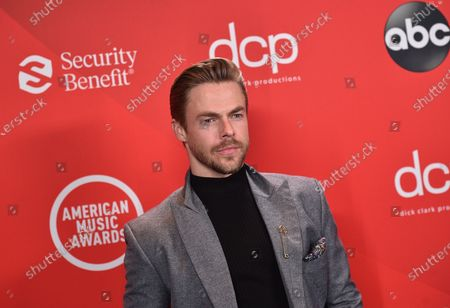 Stock Image of Derek Hough