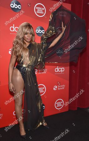 Stock Image of Laverne Cox