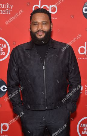Stock Photo of Anthony Anderson