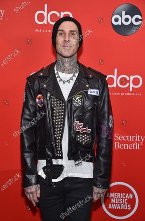 Stock Photo of Travis Barker