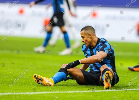 Alexis Sanchez of FC Internazionale