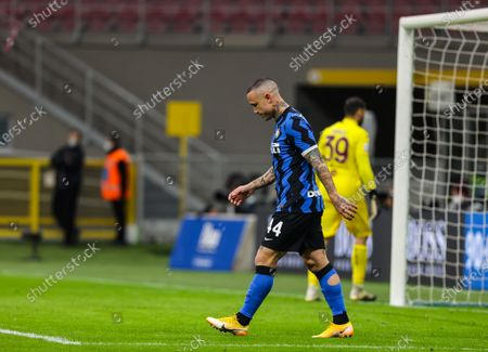 Radja Nainggolan of FC Internazionale