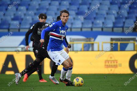 Albin Ekdal (Sampdoria), Musa Barrow (Bologna)