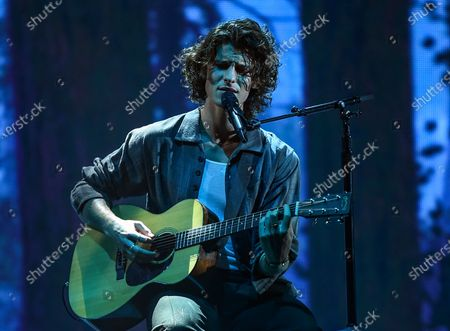 Stock Image of Shawn Mendes