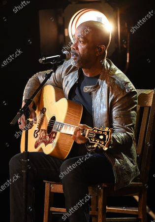 Stock Photo of Darius Rucker