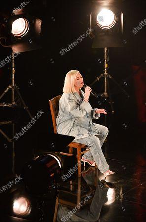 Editorial photo of The American Music Awards, Show, Los Angeles, California, USA - 22 Nov 2020