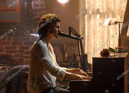 Editorial image of The American Music Awards, Show, Los Angeles, California, USA - 22 Nov 2020