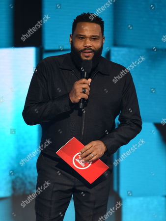 Stock Picture of Anthony Anderson