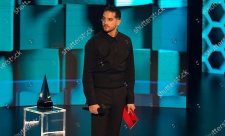 Editorial picture of American Music Awards, Los Angeles, United States - 22 Nov 2020