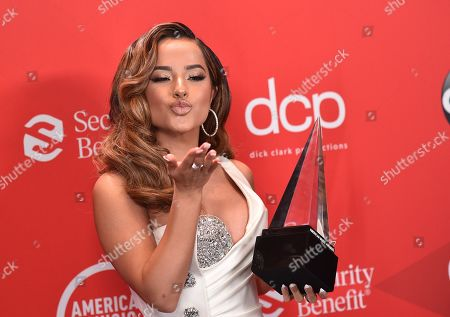 Stock Picture of Becky G