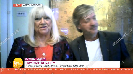 Stock Image of Richard Madeley and Judy Finnigan