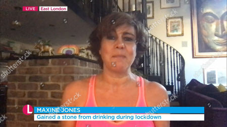 Editorial photo of 'Lorraine' TV Show, London, UK - 23 Nov 2020