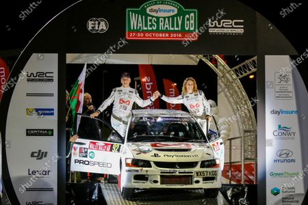 Editorial photo of WRC, Round 12 - Wales Rally GB - 27 Oct 2016